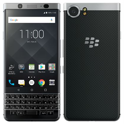 (画像)BlackBerry KEYone