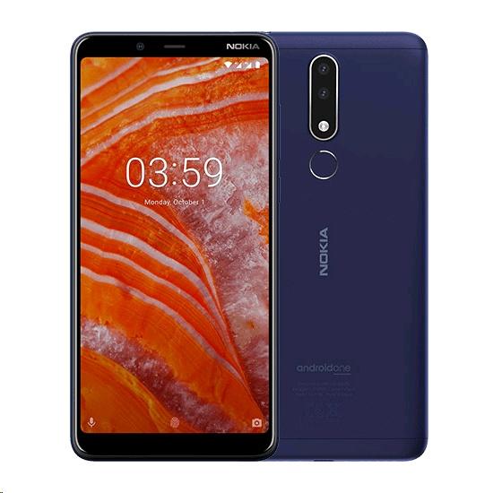 (画像)Nokia 3.1 Plus