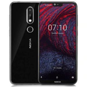 (画像)Nokia 6.1 Plus