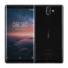 (画像)Nokia 8 Sirocco