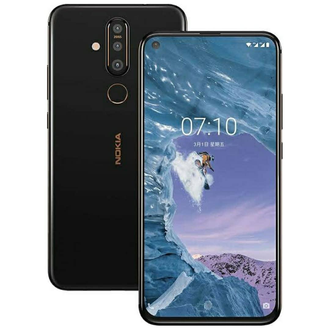 (画像)Nokia X71