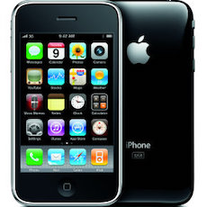 (画像)iPhone 3GS