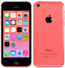 (画像)iPhone 5c