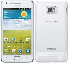 (画像)GALAXY S Ⅱ