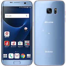 (画像)Galaxy S7 edge