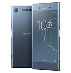 (画像)XPERIA XZ1