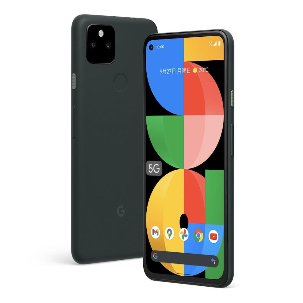 Google「Pixel 5a(5G)」