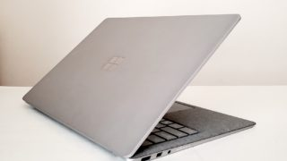 Surface Laptop 2(2018)実機レビュー