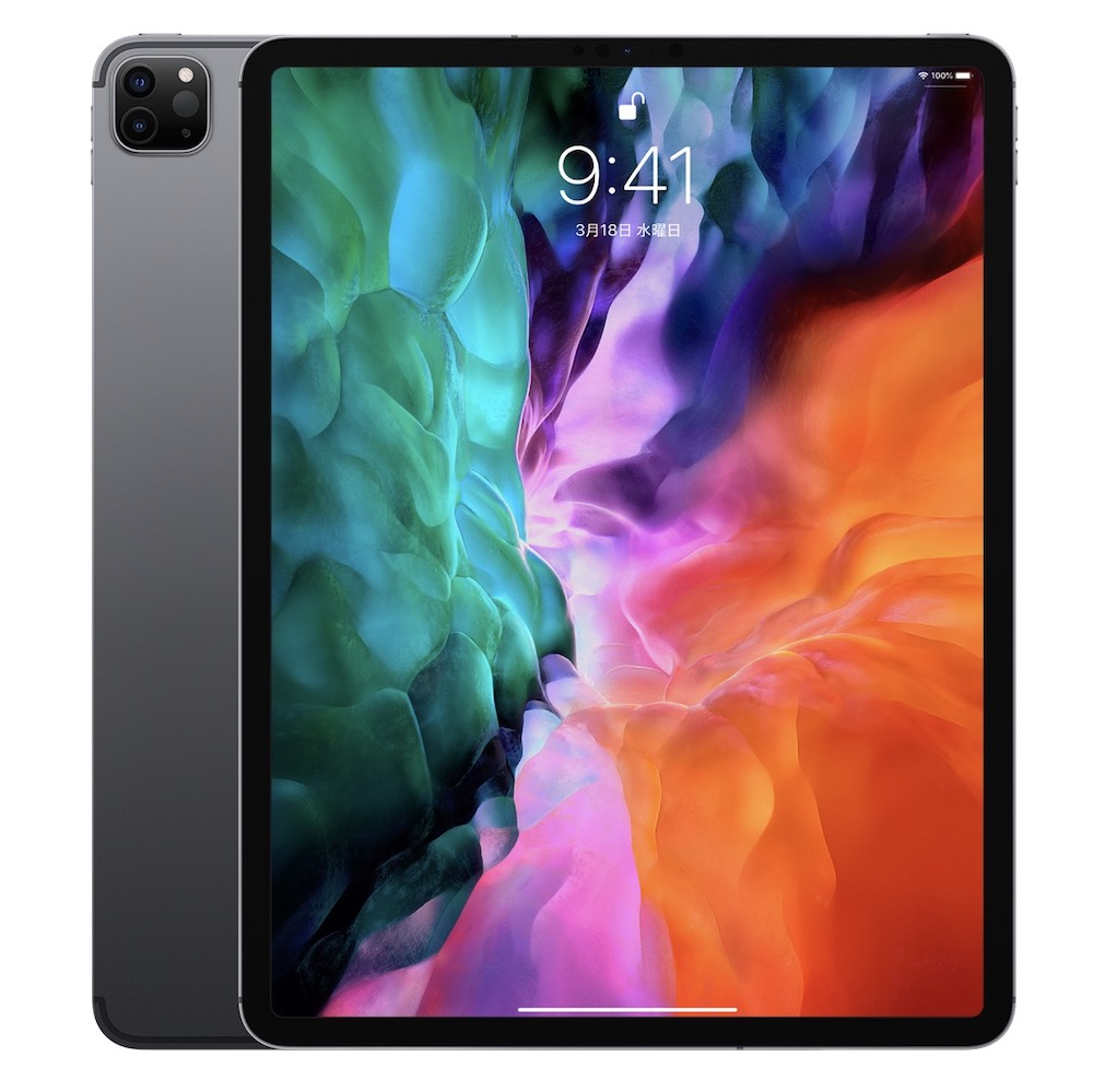 (画像)iPad Pro 12.9 4th