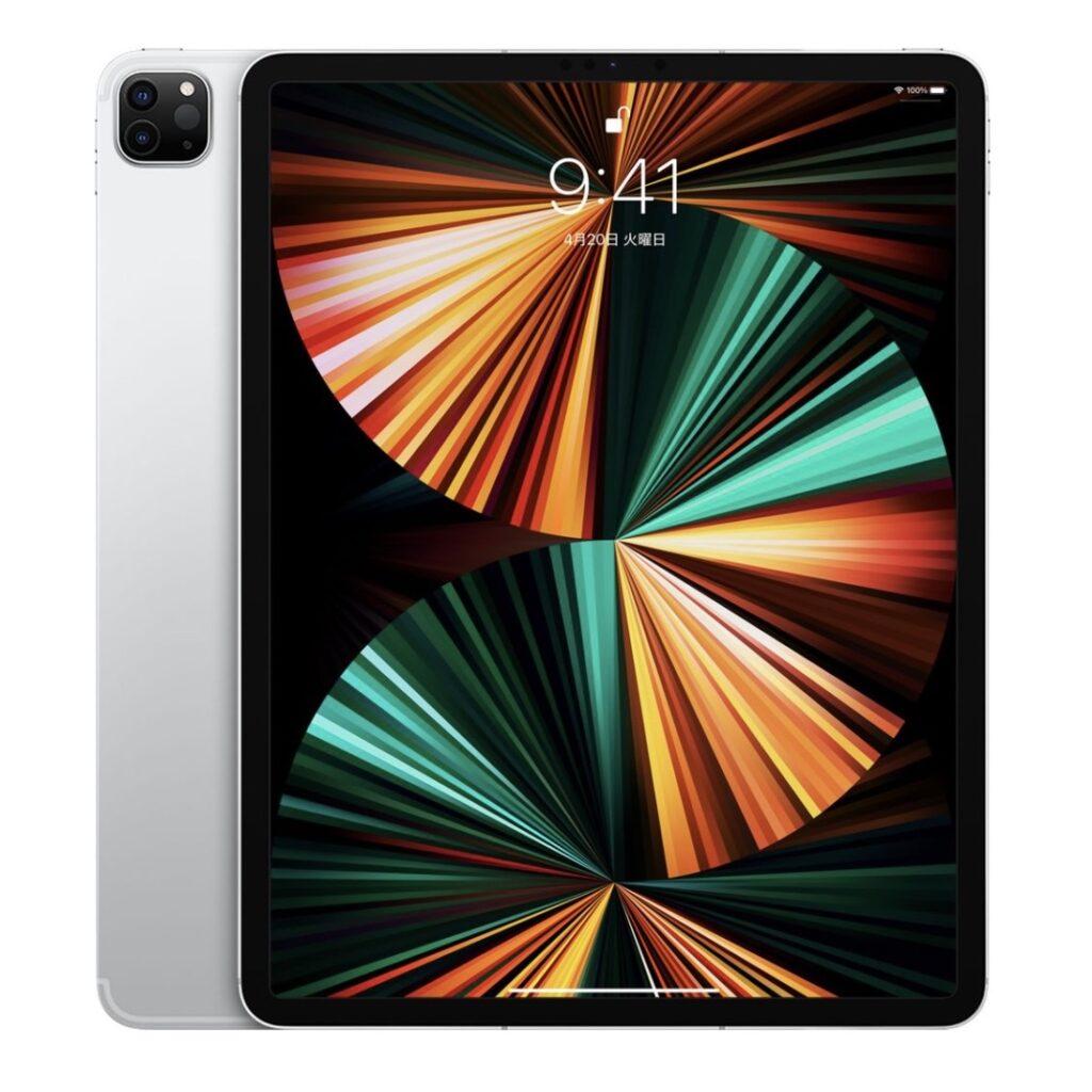(画像)iPad Pro 12.9 5th