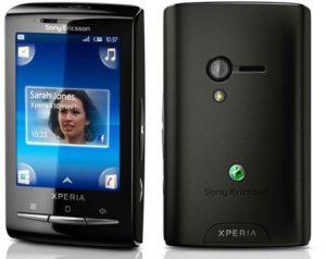 (画像)XPERIA X10 mini