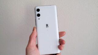楽天モバイル「Rakuten Hand」レビュー|0円スマホとは思えぬ高性能スマホの実力を試す