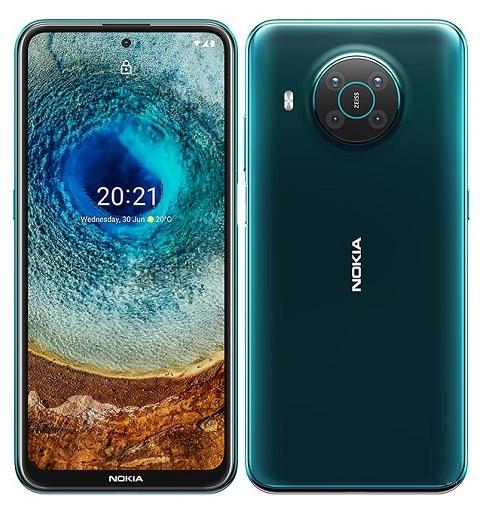 (画像)Nokia X10